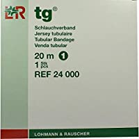 TG Schlauchverband Gr.1 20 m weiß 1 St Verband preisvergleich bei billige-tabletten.eu