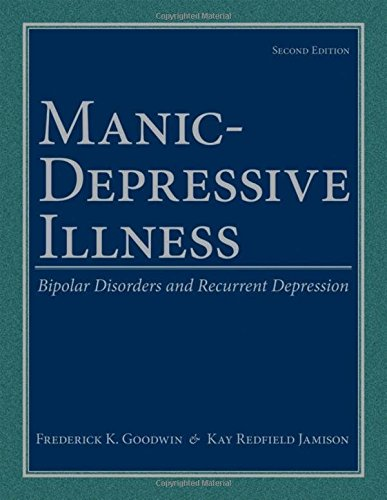 Cover »Manic-Depressive Illness«