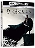 Drácula: La Leyenda Jamás Contada (4K UHD + BD) [Blu-ray]