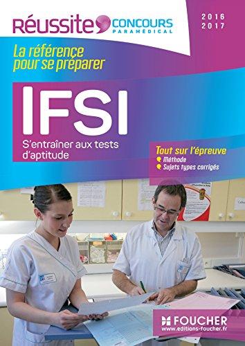 IFSI S'entraîner aux tests d'aptitude - Concours 2016 - Réussite Concours Nº28