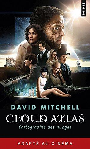 Cloud Atlas (Cartographie des nuages) par David Mitchell