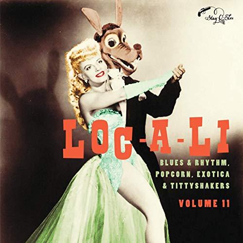 Exotic Blues & Rhythm-vol.11 [Vinyl Lp]