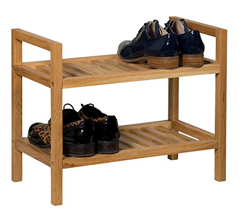waverly-oak-stackable-shoe-rack-in-light-oak-finish-fits-4-pairs-of-shoes-narrow-solid-wooden-organi