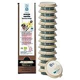 Shuyao Aronia Vanilla Beauty Shake 117g - 100% naturreines Bio Superfood