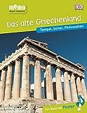 memo Wissen entdecken - Das alte Griechenland: Tempel, Götter, Philosophen - Das Buch mit Poster! -