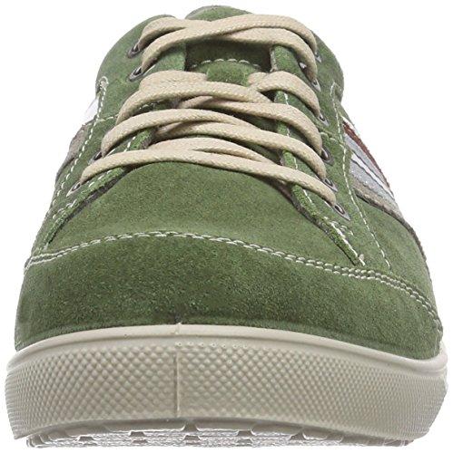 Jomos  Ariva, Sneakers Basses homme Multicolore - Mehrfarbig (grün/platin 7002)