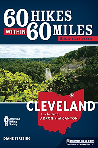 60 Hikes Within 60 Miles: Cleveland: Including Akron and Canton North Wi-chart