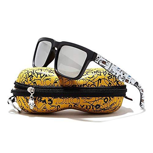 667b1e6733 24 JOYAS Gafas de Sol Surf Cool Polarizadas con Funda y Gamuza para Mujer y  Hombre