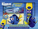Findet Dorie - Freunde finden - Pop-up-Buch mit Taschenlampe - 5 Sounds - Buch zum Film