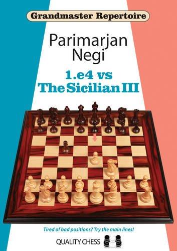 1.e4 vs The Sicilian III: 3 (Grandmaster Repertoire) por Parimarjan Negi