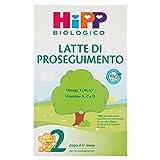 Hipp Latte Bio 2 in Polvere - 600 g