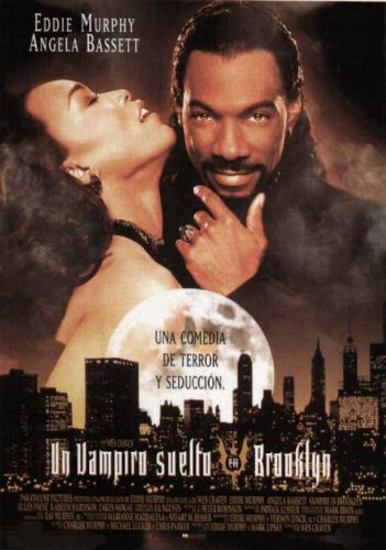 Bassett Plakat (Vampire in Brooklyn Plakat Movie Poster (11 x 17 Inches - 28cm x 44cm) (1995) Spanish)