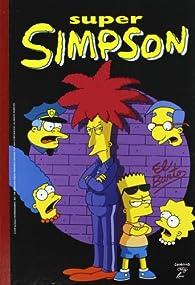 El debut de la señorita Lisa Simpson par Matt Groening