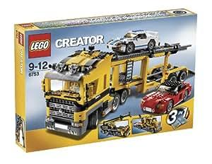 Lego Creator 6753 – Autotransporter