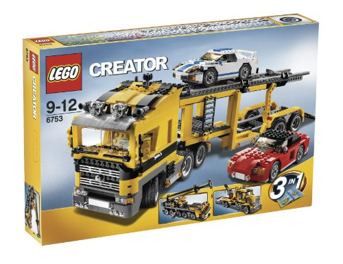 LEGO-Creator-6753-Highway-Transport