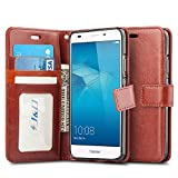 J&D Case Compatible for Huawei Honor 5C Case, [Wallet