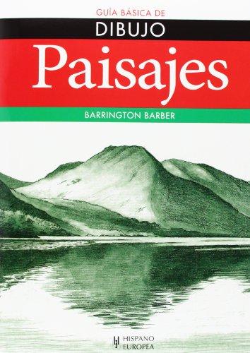 Paisajes (Guía básica de dibujo) por Barber Barrington