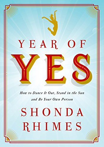 Year of Yes (Thorndike Press Large Print Popular and Narrative Nonfiction Series) by Shonda Rhimes (2016-02-17)