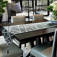 Geometria Stile artistico a mano in cotone Top Decorazione tavolo