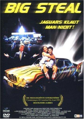 Bild von Big Steal - Jaguars klaut man nicht!