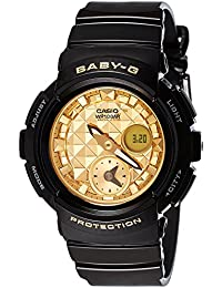 Casio Baby-G Analog-Digital Gold Dial Women's Watch - BGA-195M-1ADR (B181)