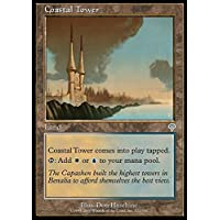 Magic: the Gathering - Coastal Tower - Torre Costiera - Invasion