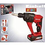 Unbekannt Einhell KIDS Akku Bohrhammer mit Links-/Rechtslauf, 26x18 cm: Spielzeug Bohrmaschine Spielwerkzeug Kinder Werkzeug