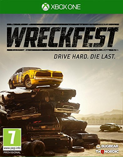 Wreckfest (Xbox One) Best Price and Cheapest