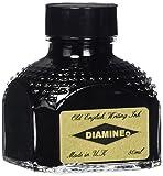 (Monaco Red) - Diamine 80ml Monaco Red fountain pen ink bottle