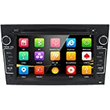 HIZPO 7 inch Car Audio Stereo Double Din In Dash for Opel Vauxhall Corsa Vectra Astra Support GPS Navigation DVD Player Bluetooth Car Radio USB SD Cam-In