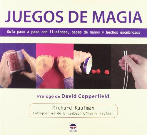Descargar Libro JUEGOS DE MAGIA de Richard Kaufman