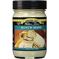 Walden Farms MAYONNAIZE, 340g (mayonesa sin calorías) - RANCH
