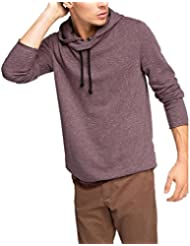 edc by Esprit 105cc2j008 Loose Kn Funnel - Sweat-shirt - Homme