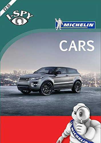 i-SPY Cars (Michelin i-SPY Guides)