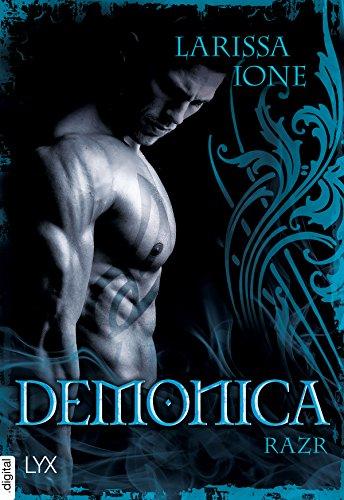 Buchseite und Rezensionen zu 'Demonica - Razr (Demonica-Novellas)' von Larissa Ione