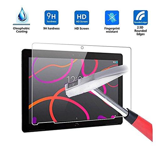 """BQ Aquaris M10 Protecteur d'écran,iBetter BQ Aquaris M10 Film Protection en Verre Trempé écran protecteur ultra résistant Glass Screen Protector pour BQ Aquaris M10 10.1"""" Tablet"""