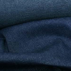 Quartier des tissus - Tissu jeans lurex