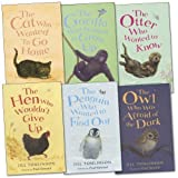 Jill Tomlinson Pack, 6 books, RRP 28.94 (The Cat Who Wanted To Go Home, The ...