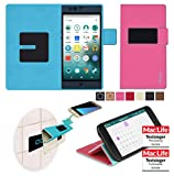 Nextbit Robin Hülle Cover Case in Pink - innovative 4 in 1