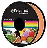 Polaroid 3D 1Kg Universell Premium PLA Filament Material Orange (Pantone 1565C)