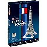 PUZZLE 3D EIFFEL TOWER MEDIANO 16 X 16 X 39 CMS