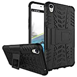 MOONCASE OPPO R9 / F1 Plus Dual Layer Hybrid Holster Armor