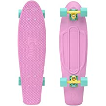 Penny Skateboard 27 Pastels - Skateboard ( bolas, ejes, tablas ), color blanco (lilac), talla 27 Zoll