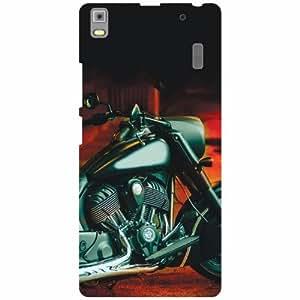 Printland Phone Cover For Lenovo K3 Note PA1F0001IN