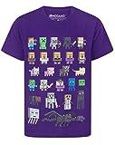 Jungen - Noisy Sauce - Minecraft - T-Shirt (13-14 Years)