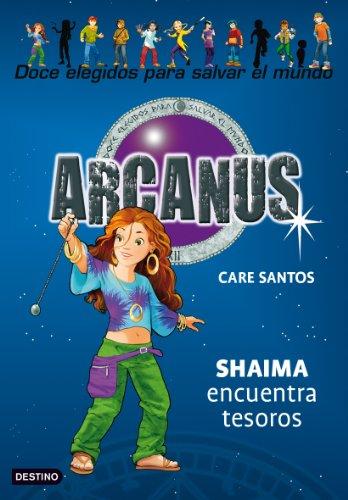 Shaima encuentra tesoros: Arcanus 9
