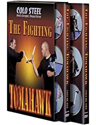 Cold Steel Cold Steel The Fighting Tomahawk DVD