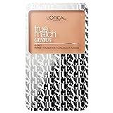 L'Oreal True Match Genius 4 in 1 Primer, Foundation, Concealer & Powder Compact-5N Sand