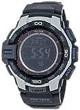 Casio PRG-270-7CR - Reloj para Hombres, Correa de plástico Color Negro