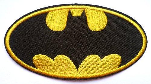 Parche Bordado Planchar Coser Batman, Juego